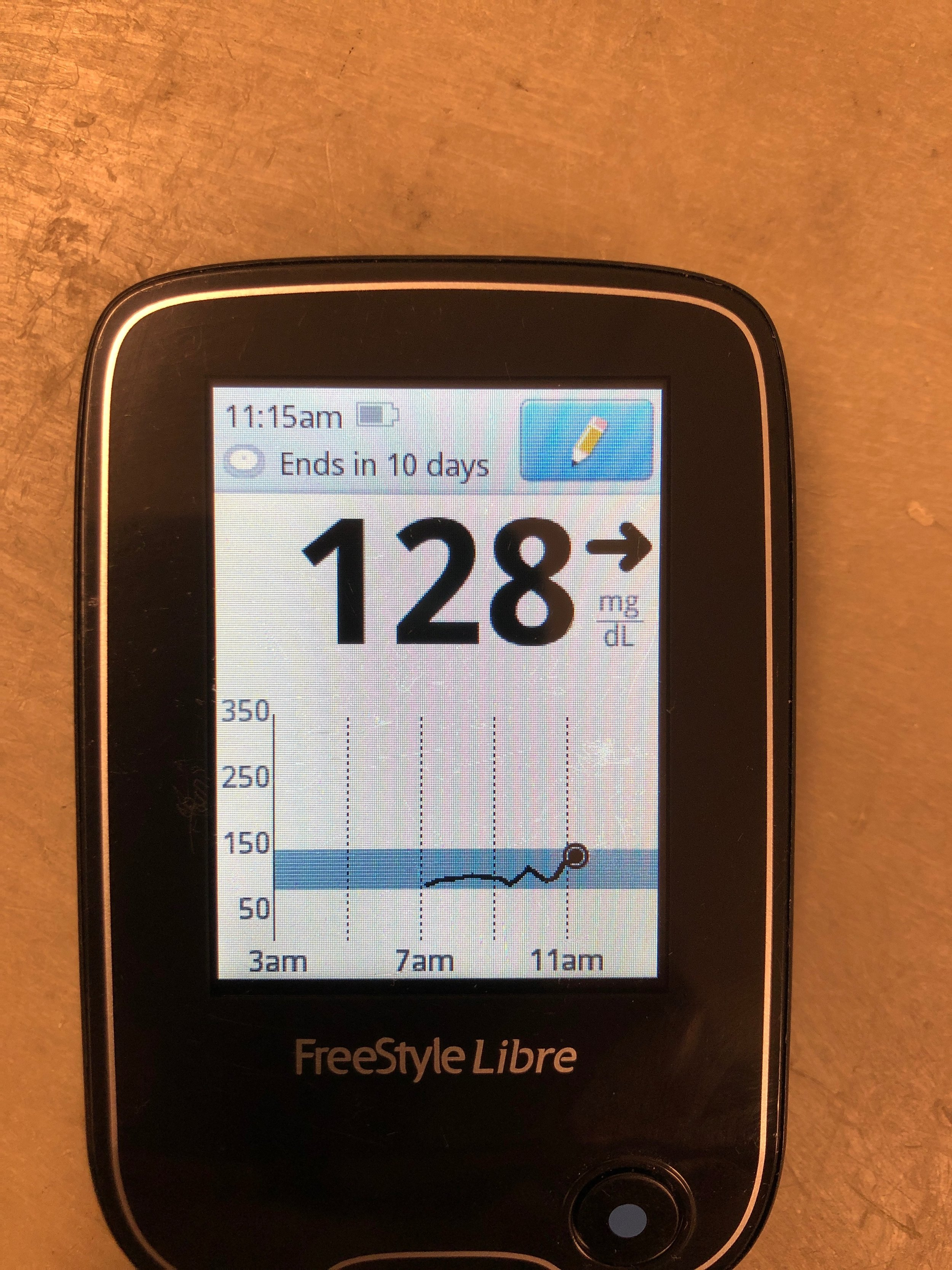 Non-diabetics do spike too…