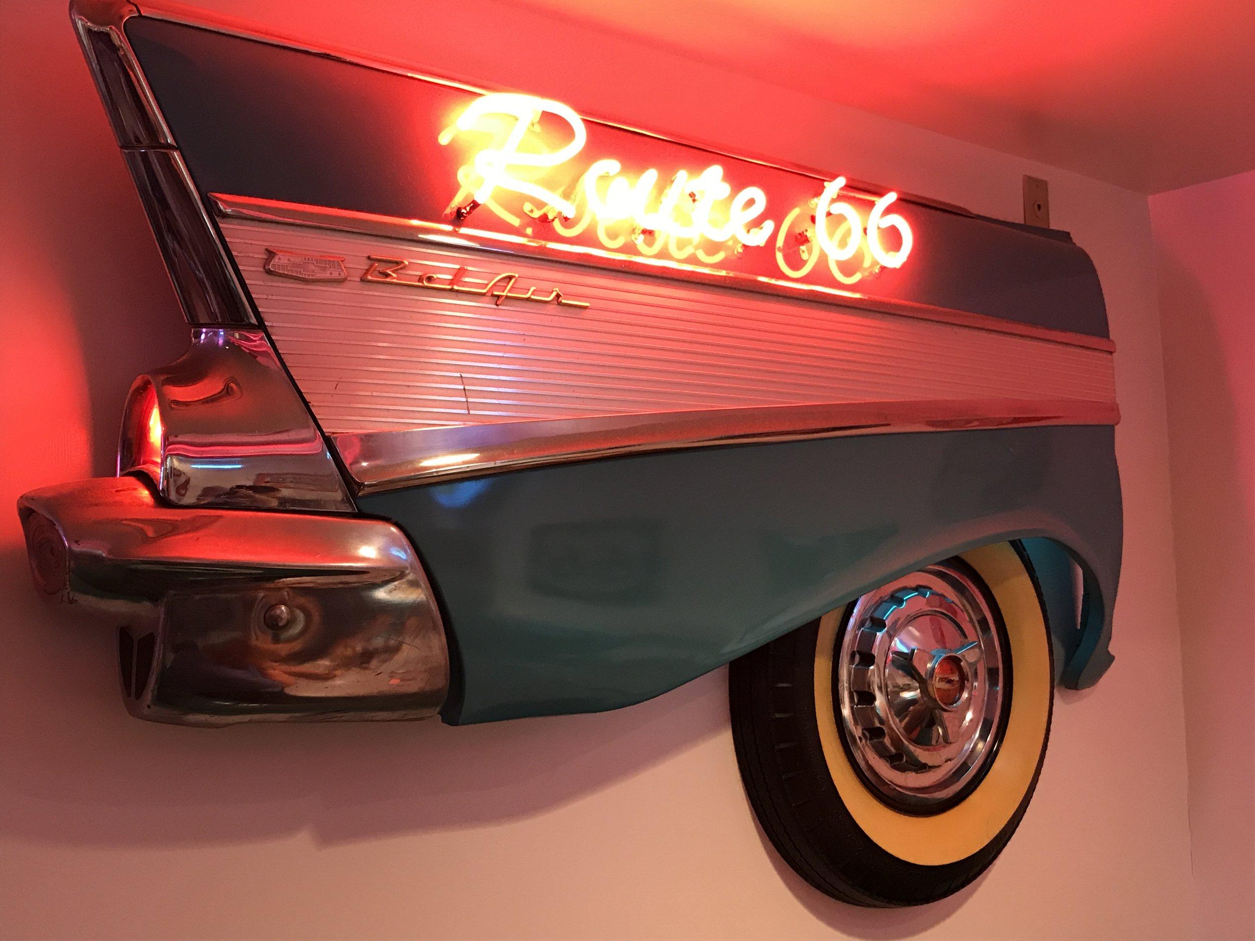 66 Diner in Albuquerque, NM