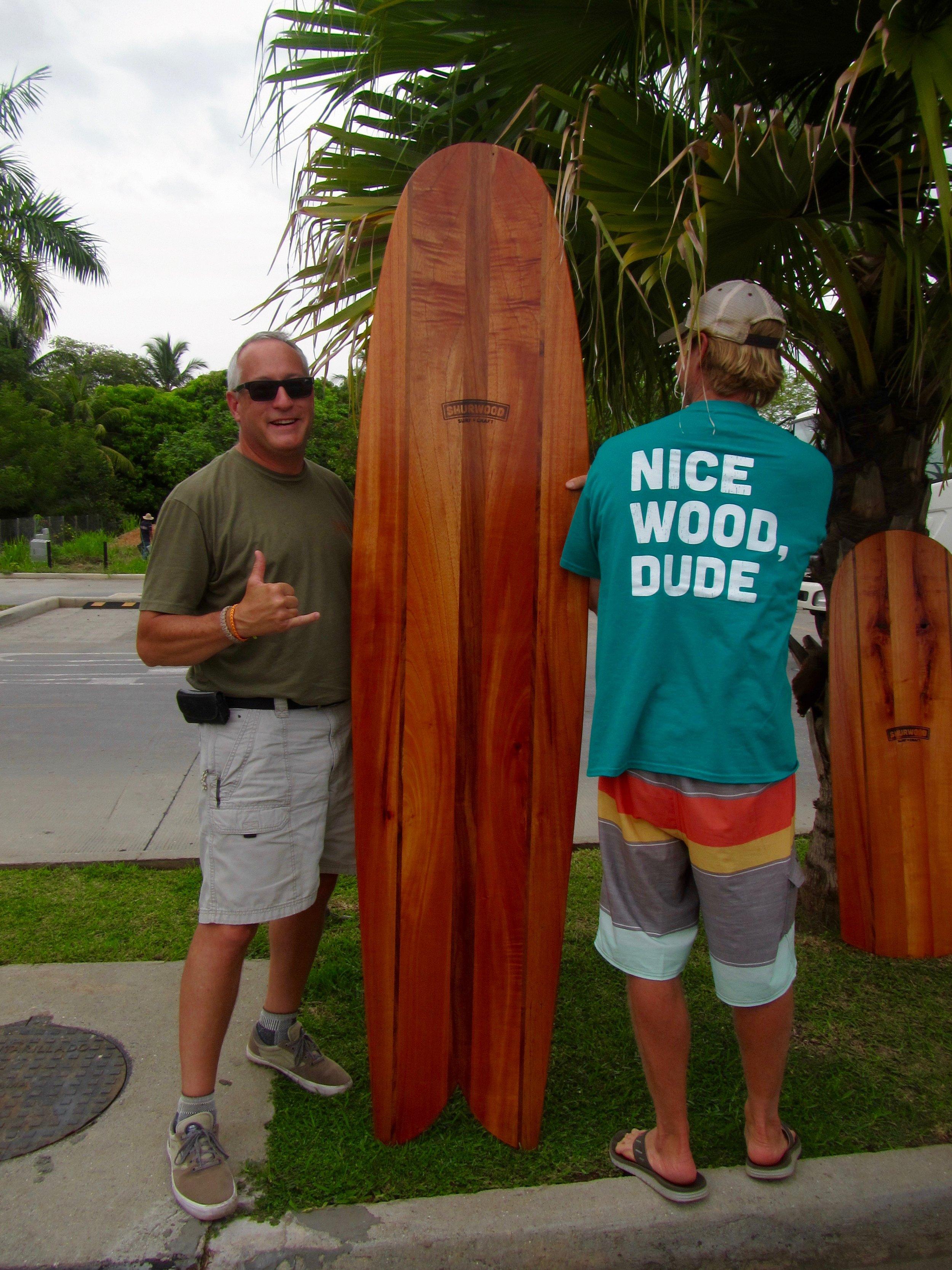 Nice Wood Dude