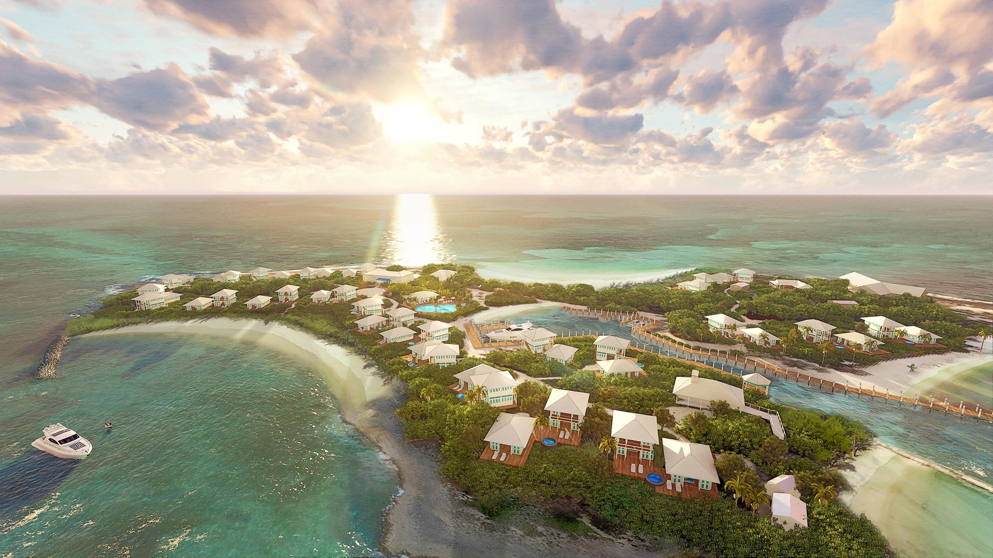 Bahamas, IDEA