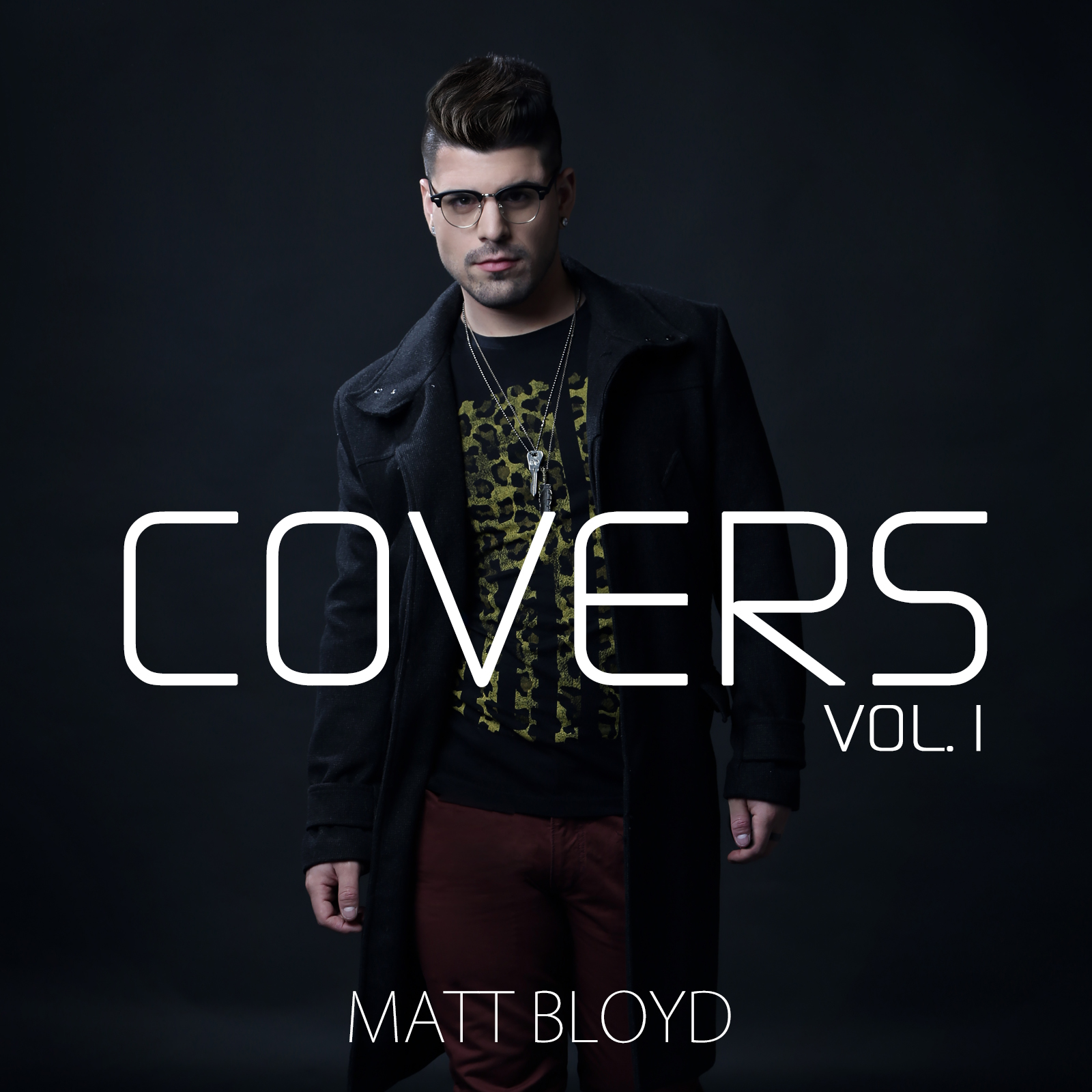 Covers Vol. 1 - Matt Bloyd