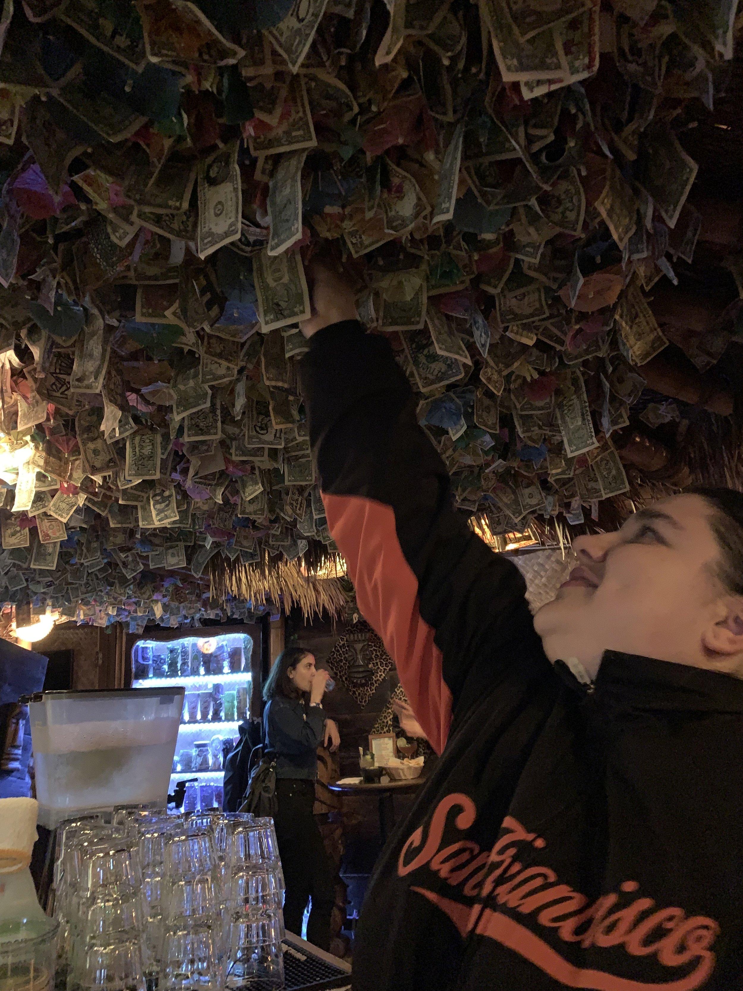 Nelly Stealing Money - JK!