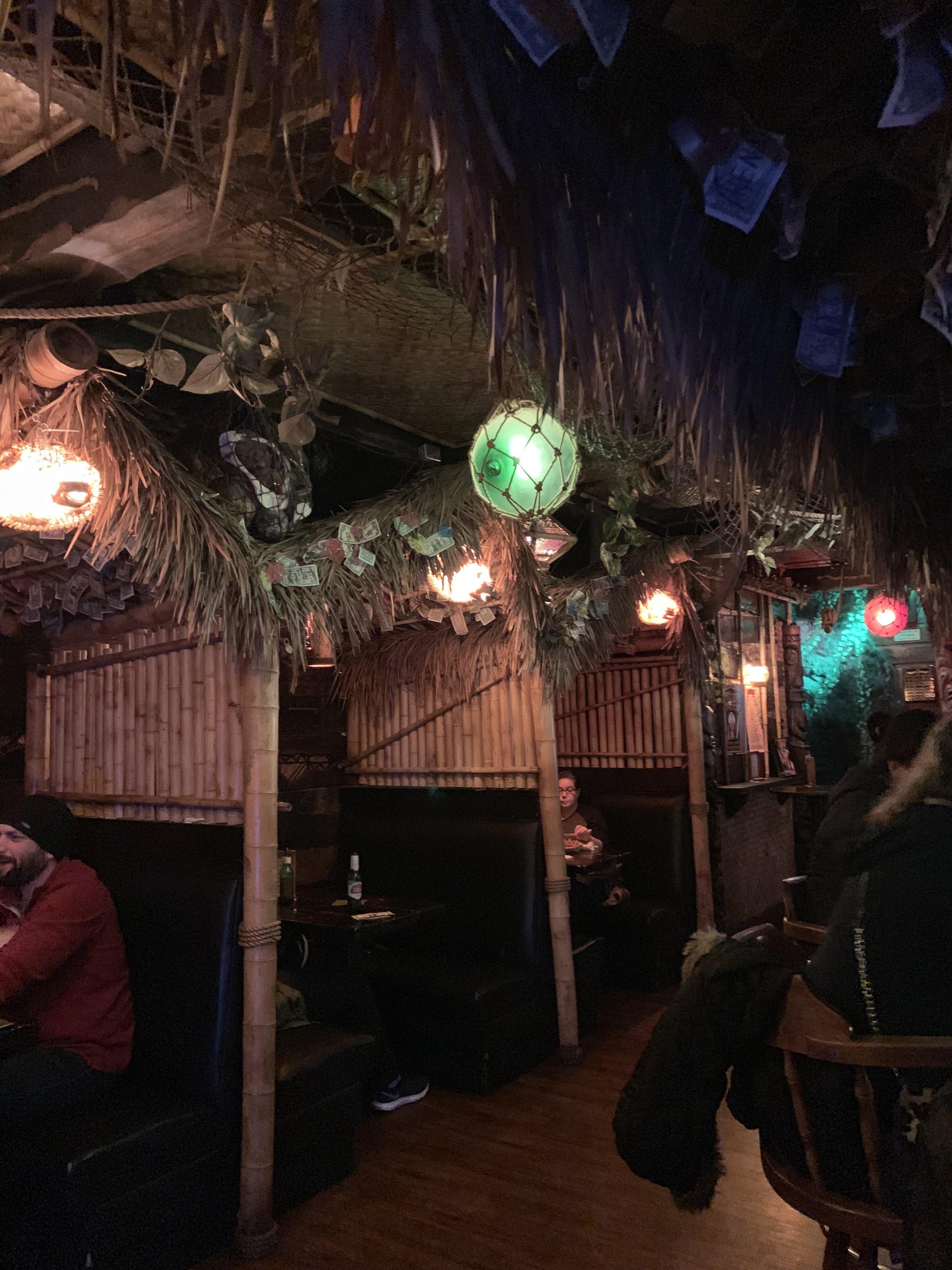 A Tiki-inspired Paradise