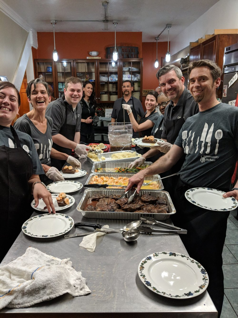 Volunteer Community Kitchen Pittsburgh