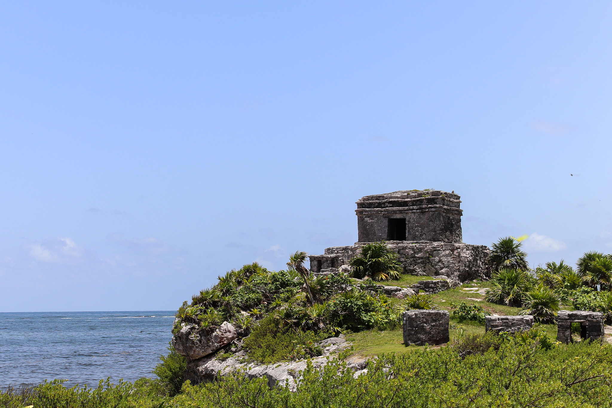 Getting to the Tulum Ruins From Playa Del Carmen