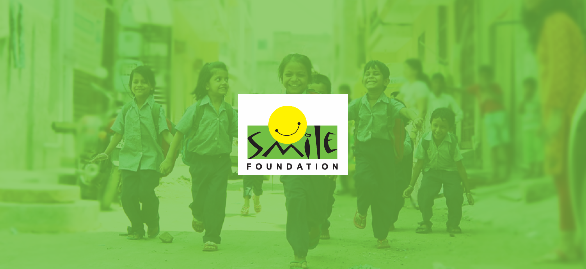 Smile Foundation - The Smile Foundation is a national level NGO located across 25 states in India. Their various welfare programs together provide healthcare, education, employability and empowerment to more than 400,000 underprivileged youth, women and children every year.