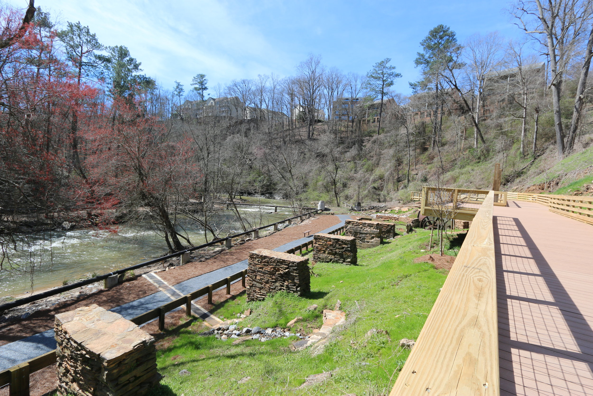 ROSWELL MILL TRAIL -