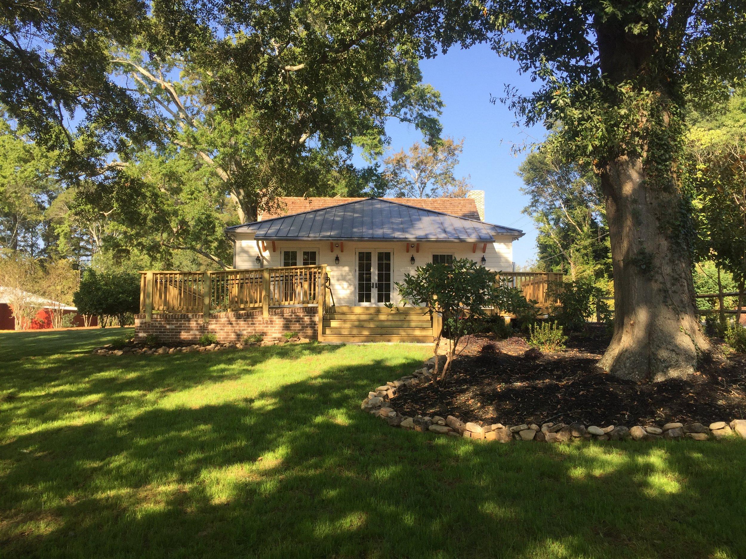 LOGAN FARM HOUSE -