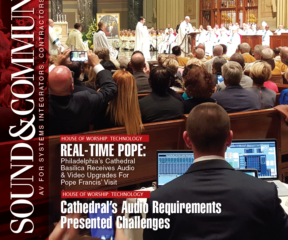 Pope Francis Visits the Cathedral Basilica of Saints Peter and in 2016 -