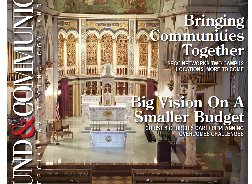 St. Finbar, Brooklyn NY - A preservation of aesthetics with intelligeble sound-rate production