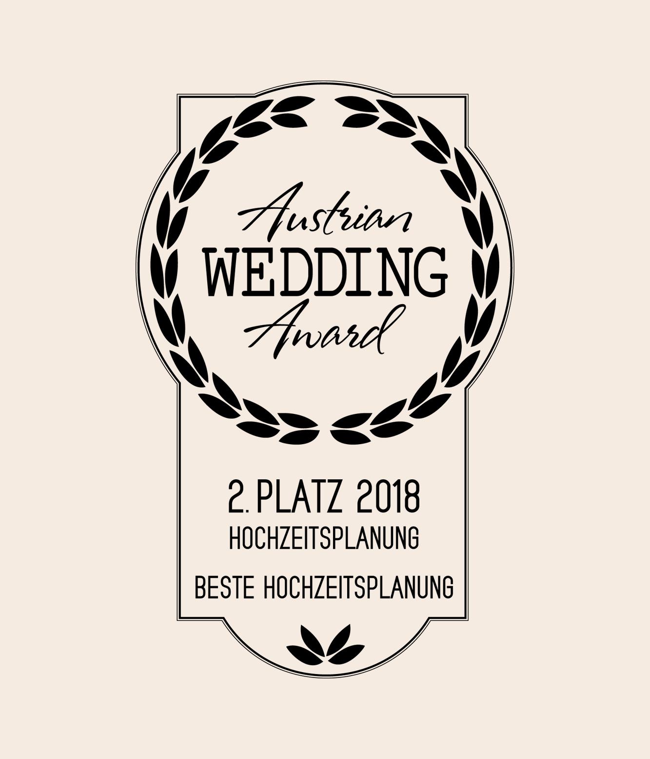 WeddingAward2018