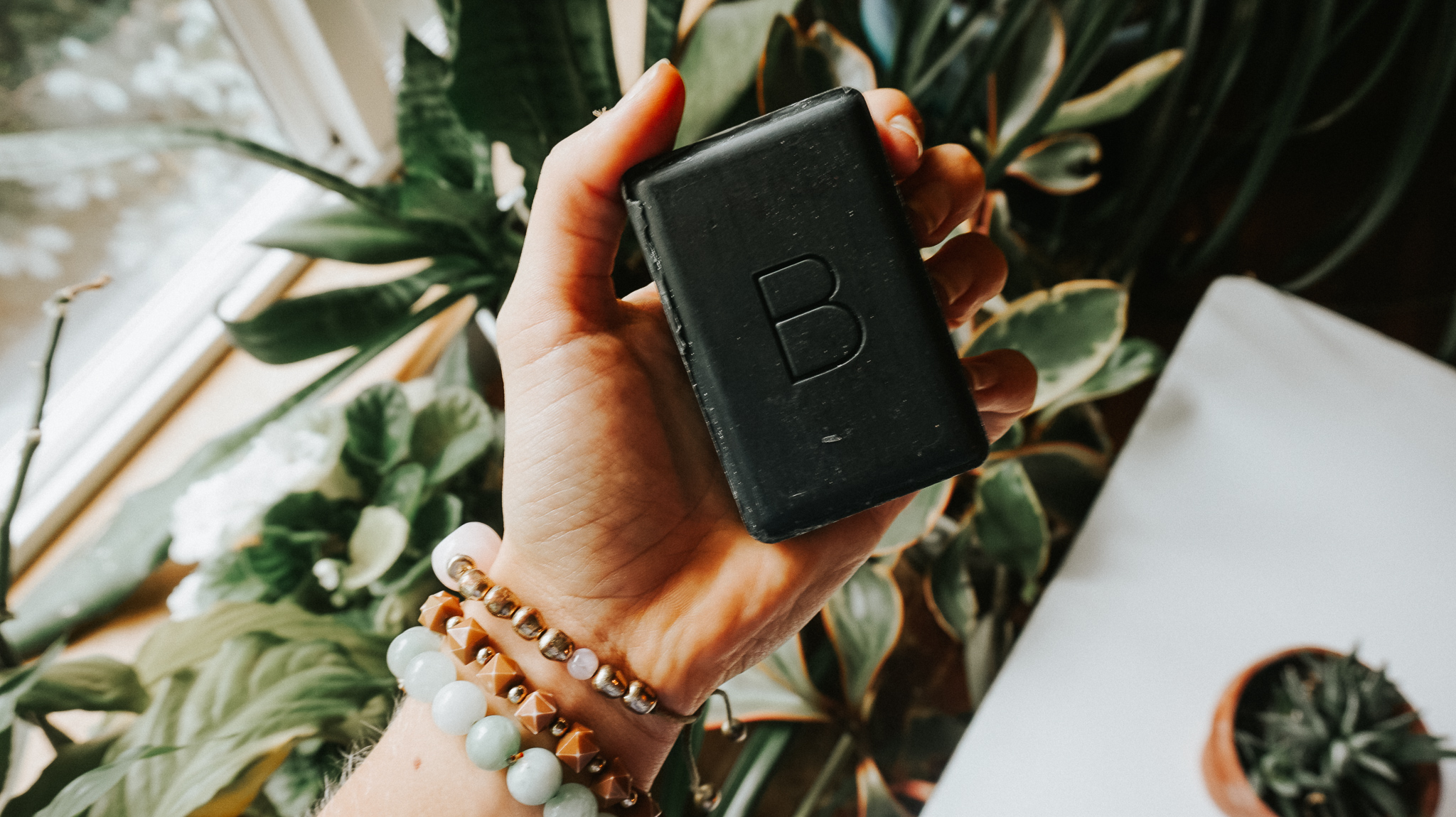 The best natural acne facial treatment aka the  Charcoal Bar .