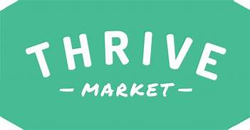 Thrive Market- Additional 25% off on Groceries