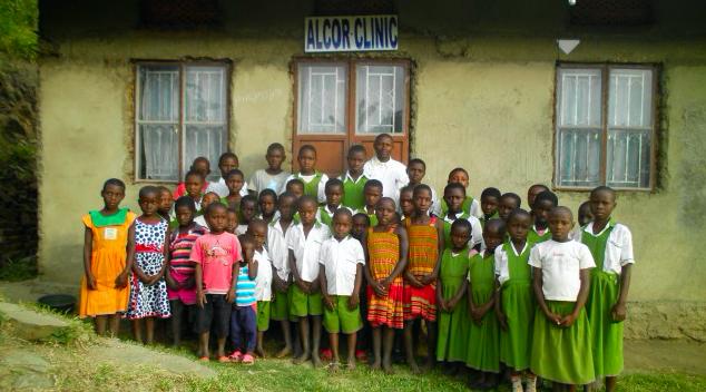 Alcor Clinic at Nyakiyumbu Widow Orphanage School