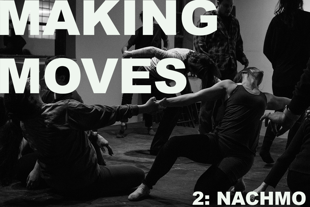 Making Moves is BACK! For the second installment, we are highlighting work created by local choreographers during National Choreography Month, or NACHMO. NACHMO is a national event and 2019 marks the second year for the Kansas City hub! 2019 showing choreographers are: Courtney Collado, Maura Garcia, Jane Gotch, Kyle Mullins, AJ Pflumm, Tessa Priem, Becky Rooney, Ilana Silverstein and Jeramy Zimmerman.  Doors open at 6:30pm, showing begins at 7:00pm! Stay for conversation (and more!) after the performance.  A monthly gather, Making Moves aims to build community through a shared passion for dance and movement. Throughout 2019, Making Moves will host improvisation jams and provide performance opportunities for local and regional dance makers. Produced by Kyle Mullins and made possible by Charlotte Street Foundation.  Special thanks to City in Motion Dance Theater for co-sponsoring this event.