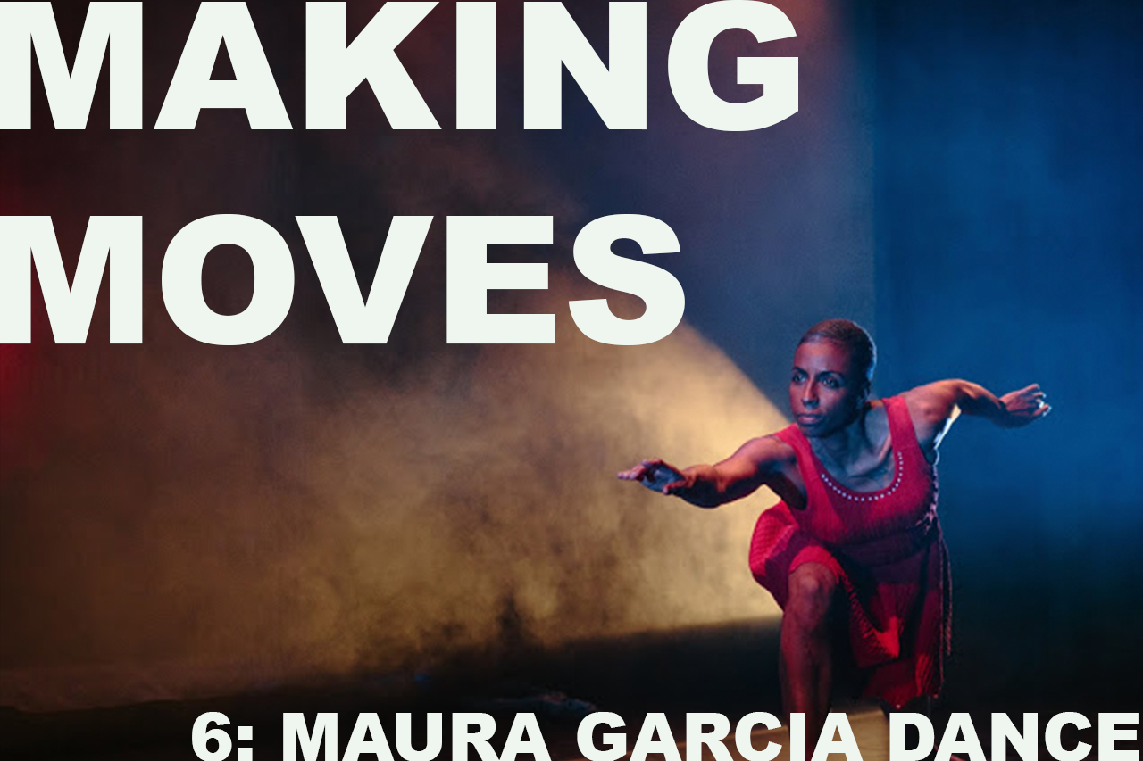 """For Making Moves 6, we are so excited to present the work of artist Maura Garcia with Maura Garcia Dance. """"Her work is powered by a desire to perpetuate ancestral knowledge, actively respect the living earth and bring happiness to people. Maura's artistic creations reflect the power of stories to form and change our realities. Through narrative driven choreography she seeks to form connections, empower Indigenous cultural values and explore the rhythms of the natural world.""""  The event is FREE and open to the public. All ages are welcome.  A monthly gathering, Making Moves aims to build community through a shared passion for dance and movement. Throughout 2019, Making Moves will host improvisation jams and provide performance opportunities for local and regional dance makers. The series is produced by Kyle Mullins and made possible by Charlotte Street Foundation.  Date: June 6th Time: 7pm (Doors at 6:30) Where: Charlotte Street's Capsule, 1664 Broadway   More About Maura Garcia:  Maura García (non-enrolled Cherokee/Mattamuskeet) is a dancer, a choreographer and the artistic director of Maura Garcia Dance (MGD). Her work is powered by a desire to perpetuate ancestral knowledge, actively respect the living earth and bring happiness to people. Maura's artistic creations reflect the power of stories to form and change our realities. Through narrative driven choreography she seeks to form connections, empower Indigenous cultural values and explore the rhythms of the natural world.  Both as a soloist and with ensembles, she has performed throughout North America, notably at: ArtsCenter (NC), Atlas Performing Arts Center (DC), Dance Place (DC), Disney World (FL), Embassy of Senegal (DC), Folly Theater (MO), Kansas City Repertory Theater (MO), Lawrence Arts Center (KS), Links Hall (IL), Rhythmically Speaking Festival (MN), Talking Stick Festival (BC, Canada), Tampa Convention Center (FL), Unedited Series (SC), University of Arizona, University of South Carolina, Weesageecha"""