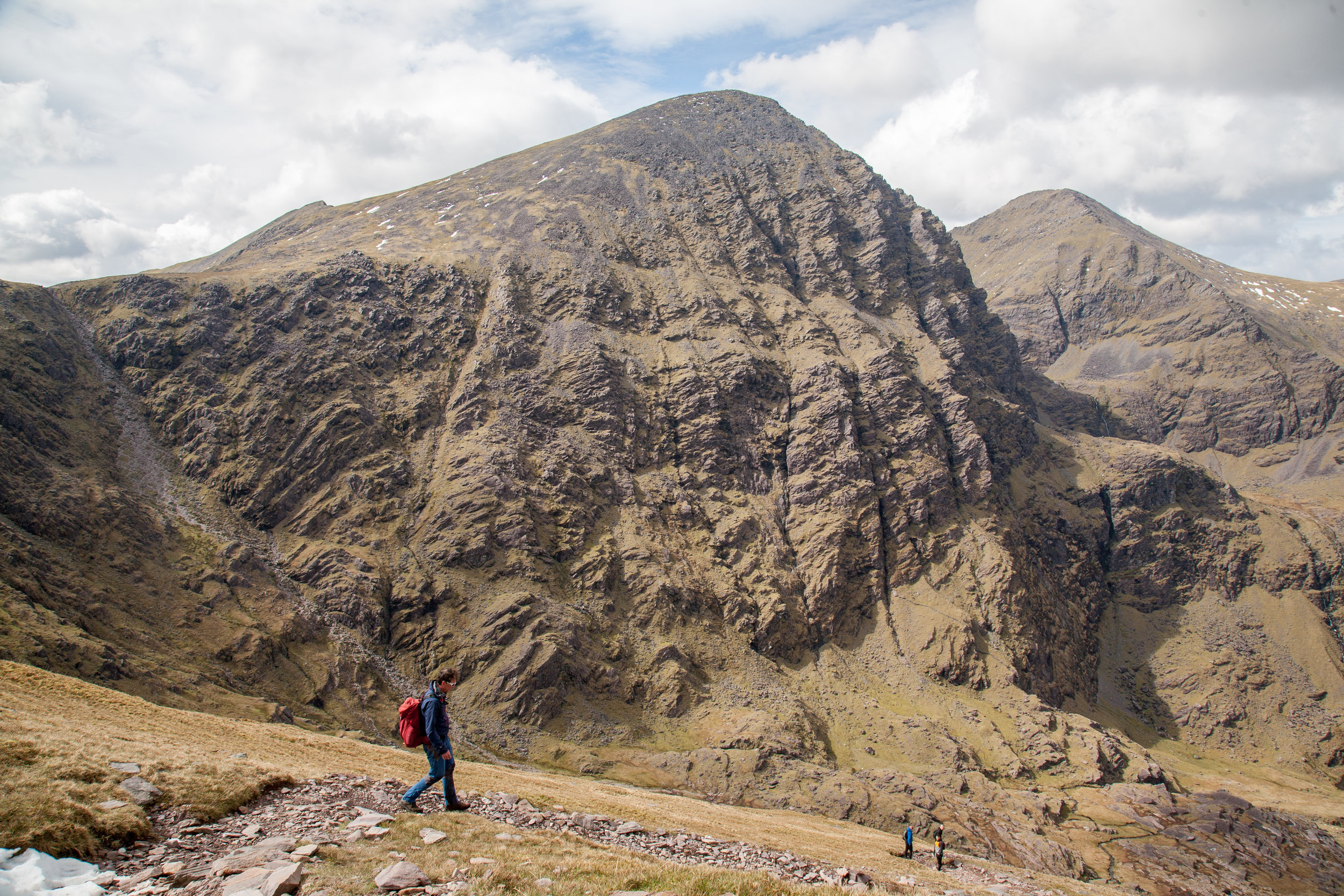 Carrauntoohil, Reeks District, Ireland. Photograph by Tadhg Hayes.