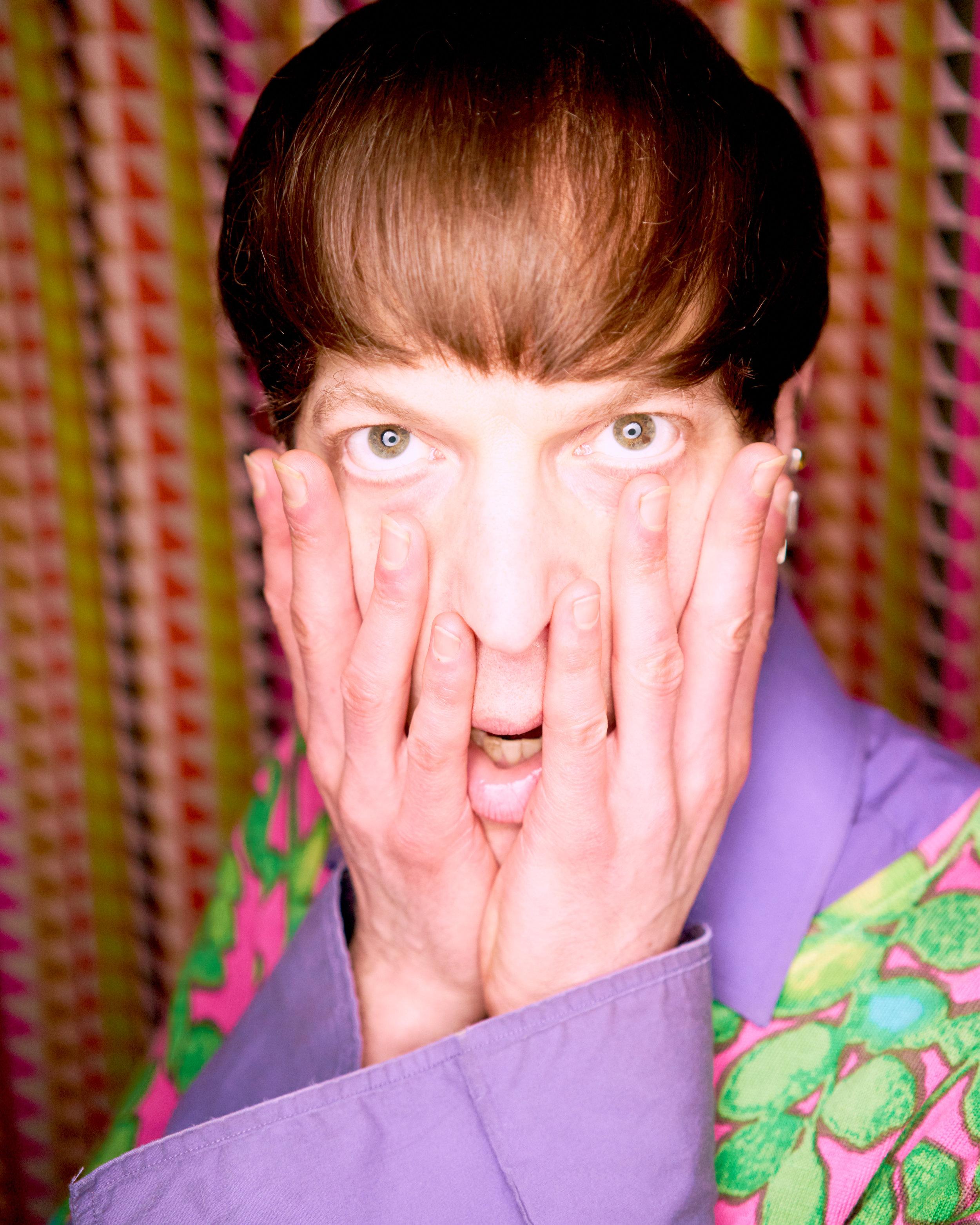Photo of Mattilda Bernstein Sycamore by Jesse Mann, hands, 8-27-18.jpg