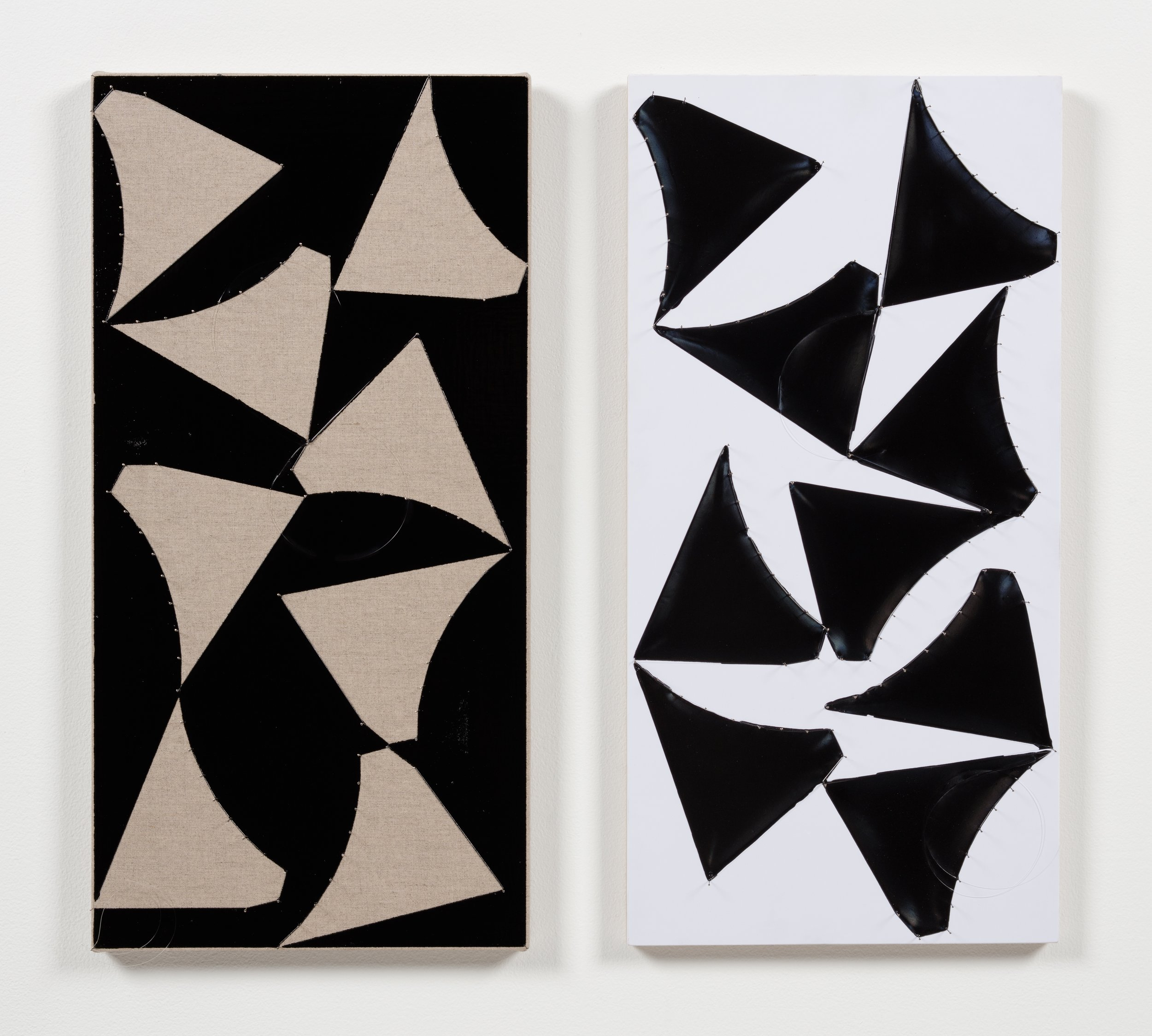 Touching Work Templates, Second Shape IV.II, 2018