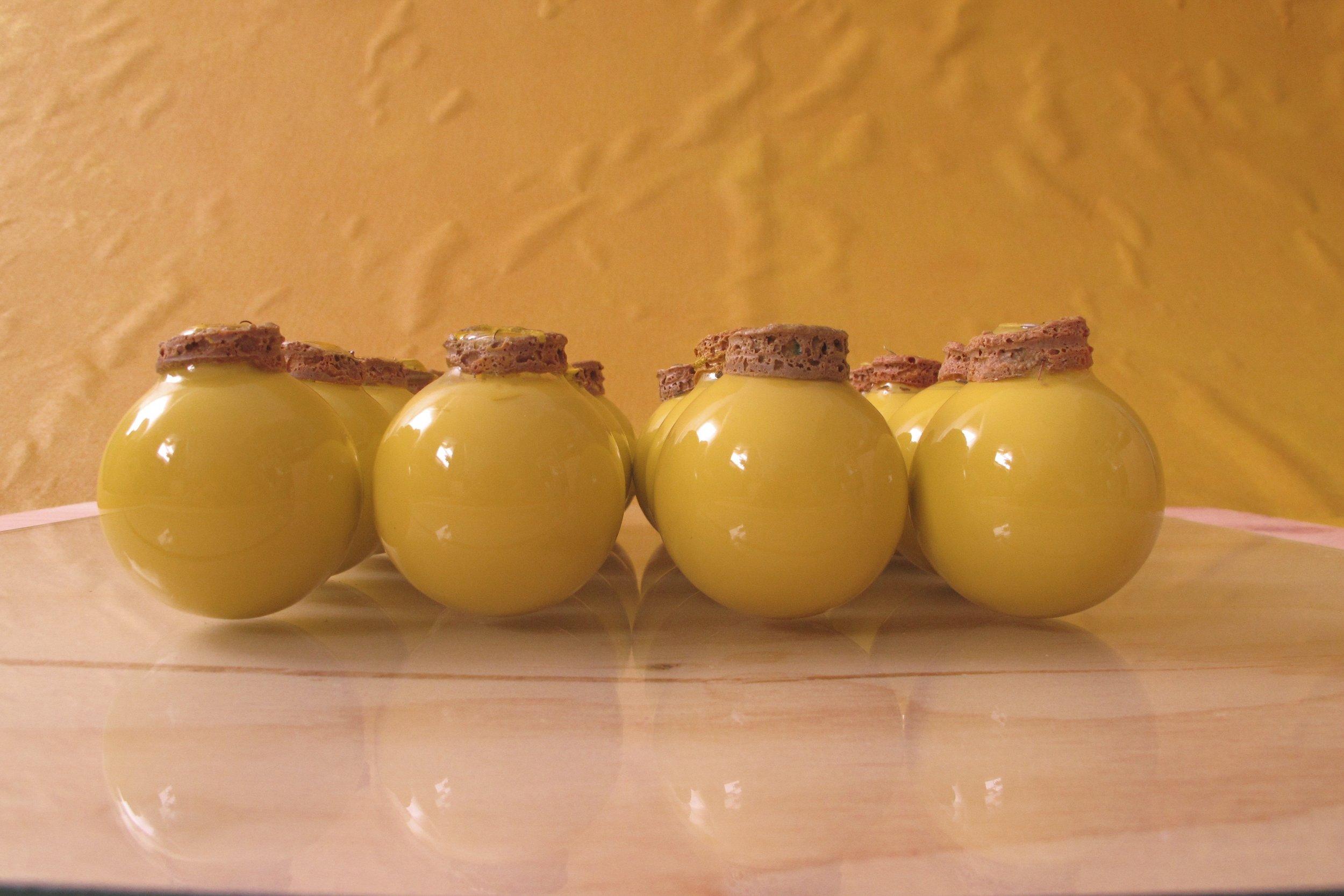 Yellow Bulb 8, 2013