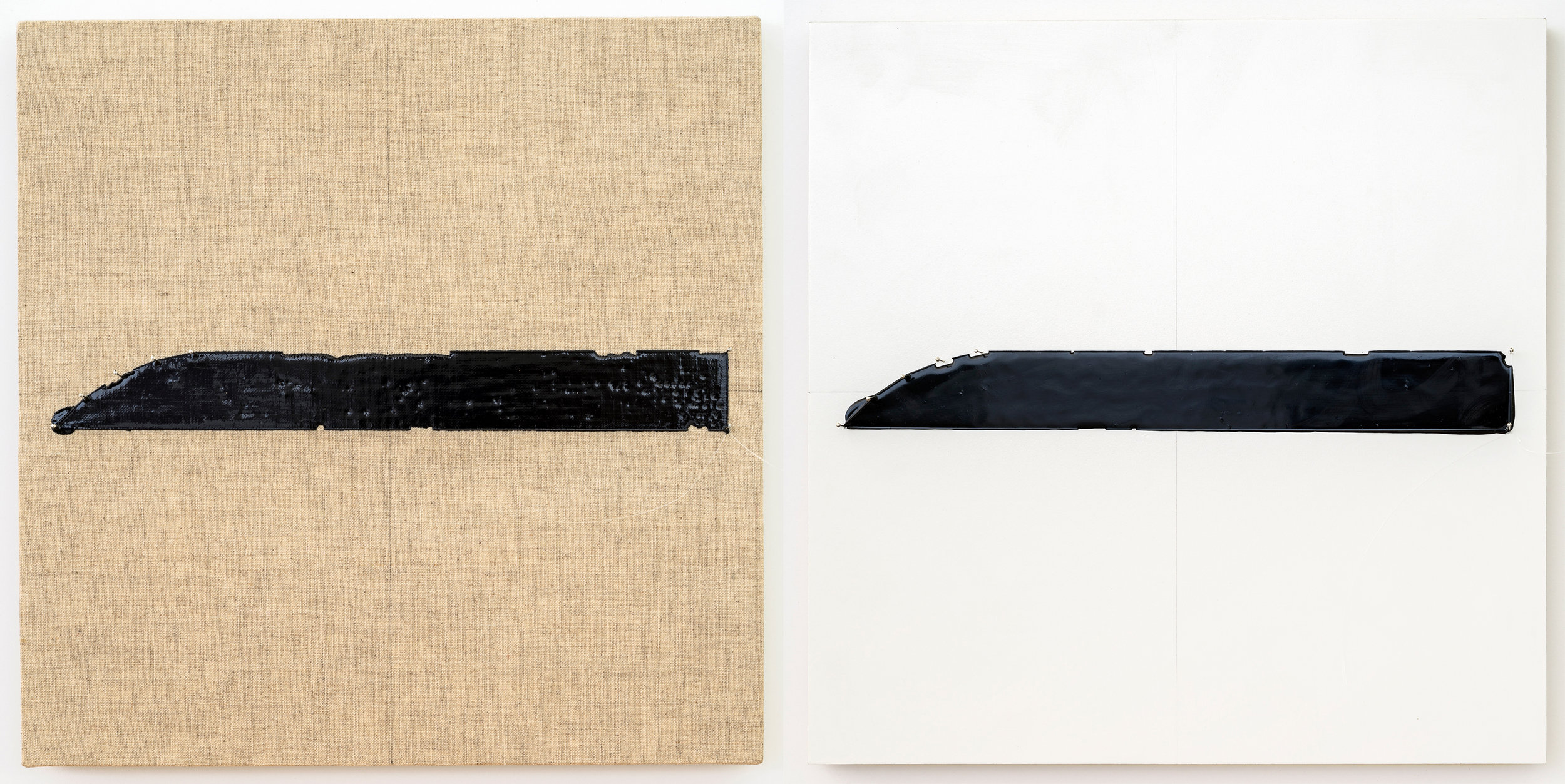 Work Template, Second Shape I.I and I.II, 2015