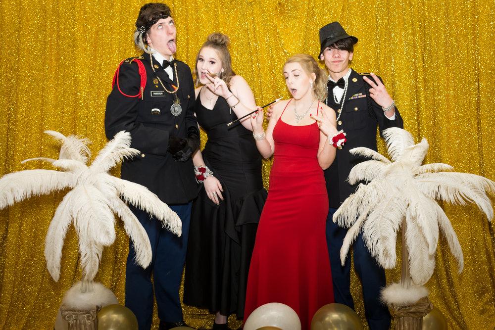 FHS JROTC Military Ball 2019 — Melissa Miles Photography