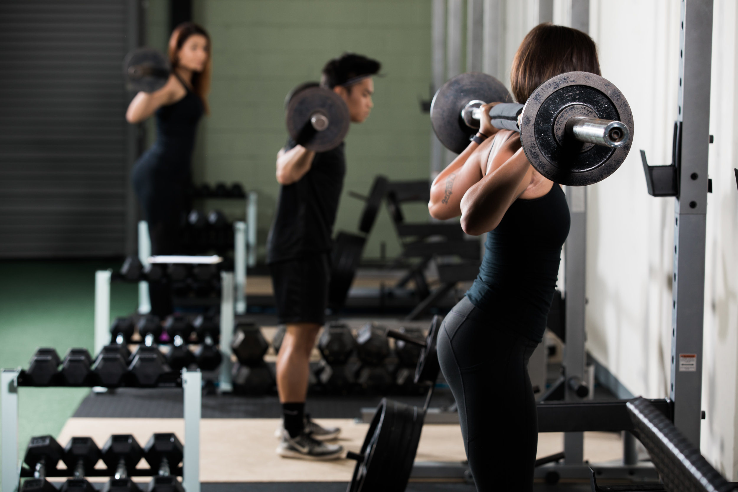 PRIVATE GROUP TRAINING - 6 MONTH PROGRAM   6 Month Contractual Commitment  Features: 2 Classes per Week, Access to App Reservation, Fitmetrix Heart Rate Tracking, 1 Complimentary Personal Training Session (30 Minutes), 1 Complimentary Nutrition Coaching Session (30 Minutes)