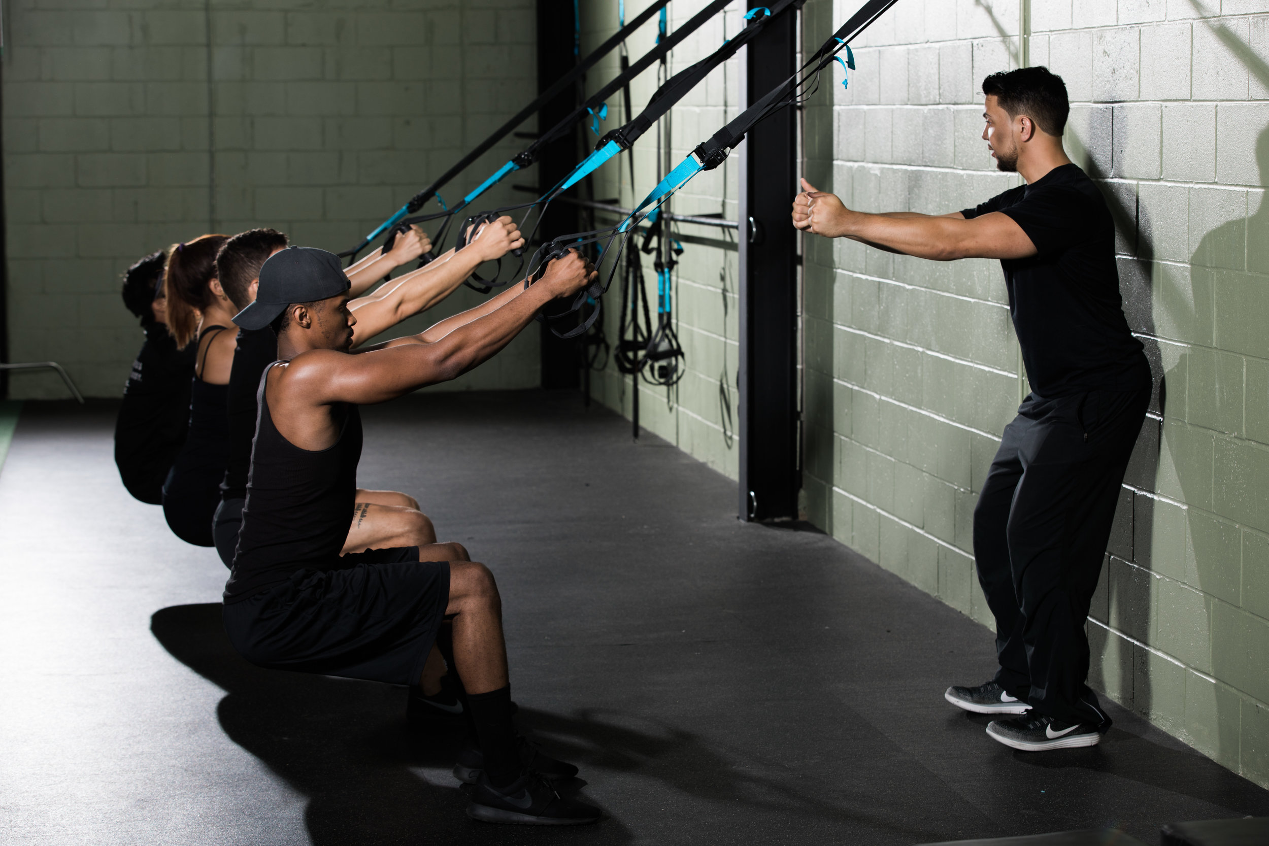 PRIVATE GROUP TRAINING - 3 MONTH PROGRAM   3 Month Contractual Commitment  Features: 2 Classes per Week, Access to App Reservation, Fitmetrix Heart Rate Tracking, 1 Complimentary Personal Training Session (30 Minutes), 1 Complimentary Nutrition Coaching Session (30 Minutes)