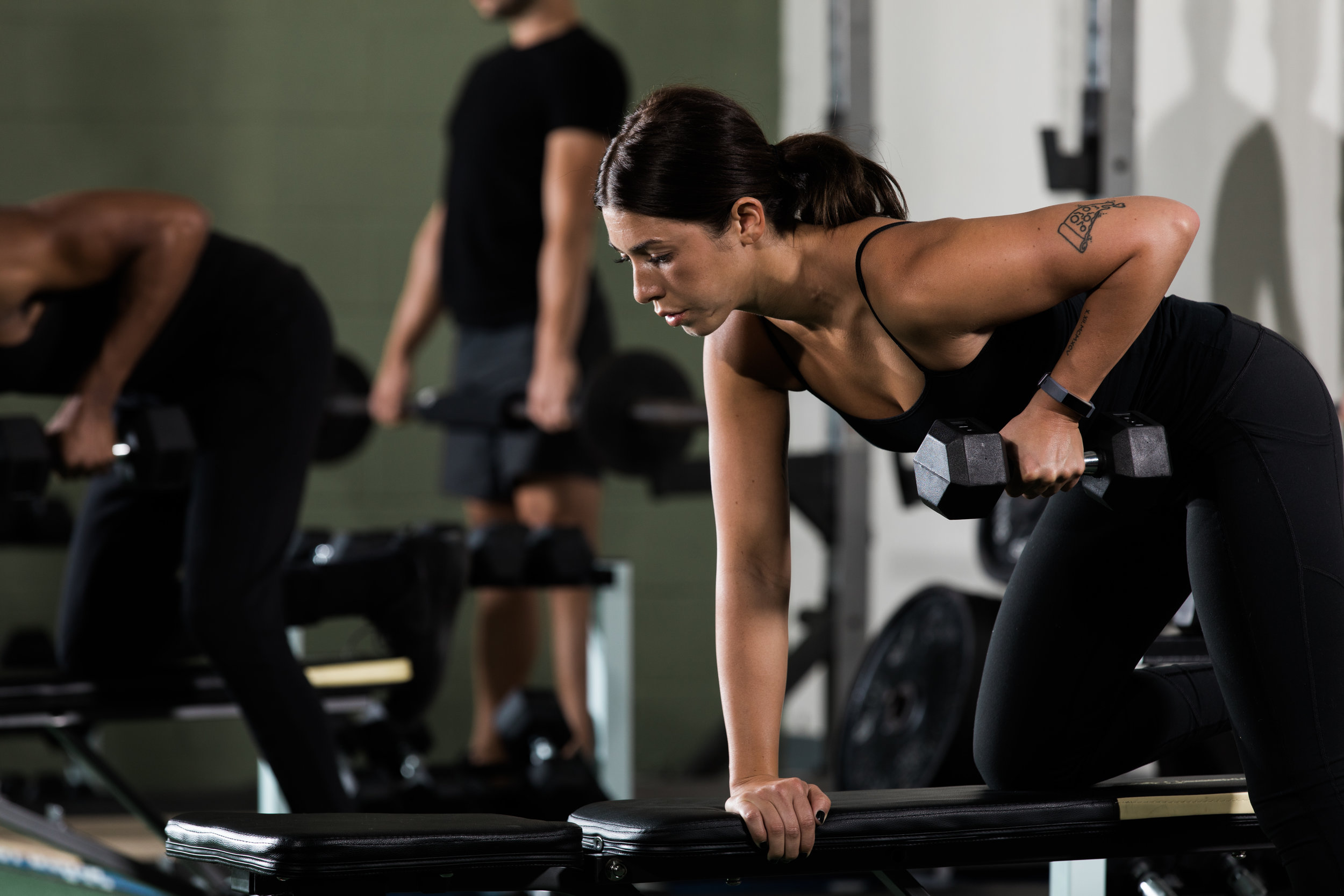PRIVATE GROUP TRAINING - 6 WEEK PROGRAM   One Time Payment  Features: 2 Classes per Week, Access to App Reservation, Fitmetrix Heart Rate Tracking, 1 Complimentary Personal Training Session (30 Minutes), 1 Complimentary Nutrition Coaching Session (30 Minutes)