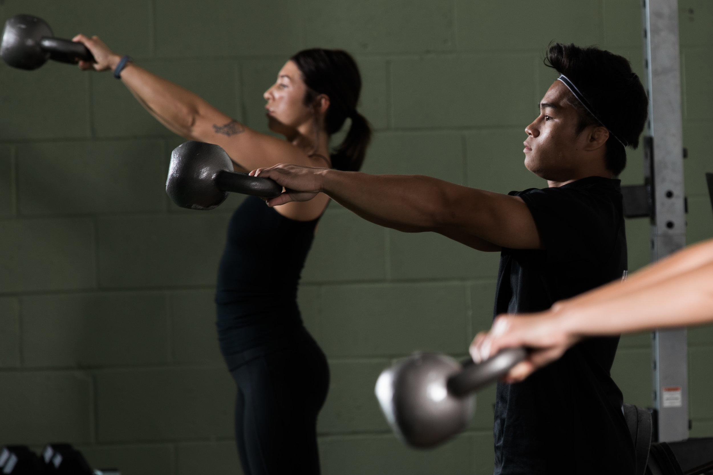 PRIVATE GROUP TRAINING - 3 MONTH PROGRAM   3 Month Contractual Commitment  Features: 3 Classes per Week, Access to App Reservation, Fitmetrix Heart Rate Tracking, 1 Complimentary Personal Training Session (30 Minutes), 1 Complimentary Nutrition Coaching Session (30 Minutes)