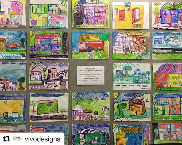 #Repost @vivodesigns ・・・ Art never looked so inspiring, spiritual, and colorful! Arts education program provided by the Zeitz Modern of Contemporary Arts Africa. ⠀⠀⠀⠀⠀⠀⠀⠀⠀ ⠀⠀⠀⠀⠀⠀⠀⠀⠀ #SIAAbroad #arts #CGU #ArtsManagement #GradProgram #CapeTown #SouthAfrica #Zeitz #MoCAA #ArtsEducation