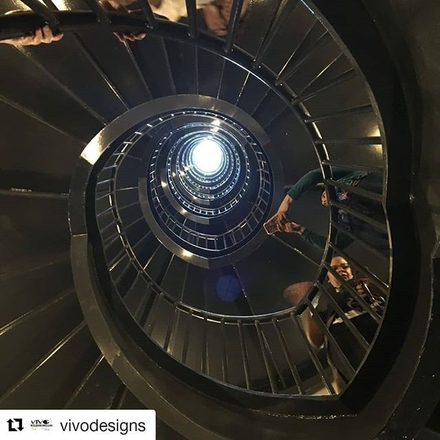 #Repost @vivodesigns ・・・ EYE see that many things are more than what they appear. Is a staircase just a staircase? 🤔Let your mind think freely and use your imagination! ⠀⠀⠀⠀⠀⠀⠀⠀⠀ ⠀⠀⠀⠀⠀⠀⠀⠀⠀ #SIAAbroad #arts #CGU #ArtsManagement #GradProgram #Travel #SouthAfrica #CapeTown #TheEye #MoCAA