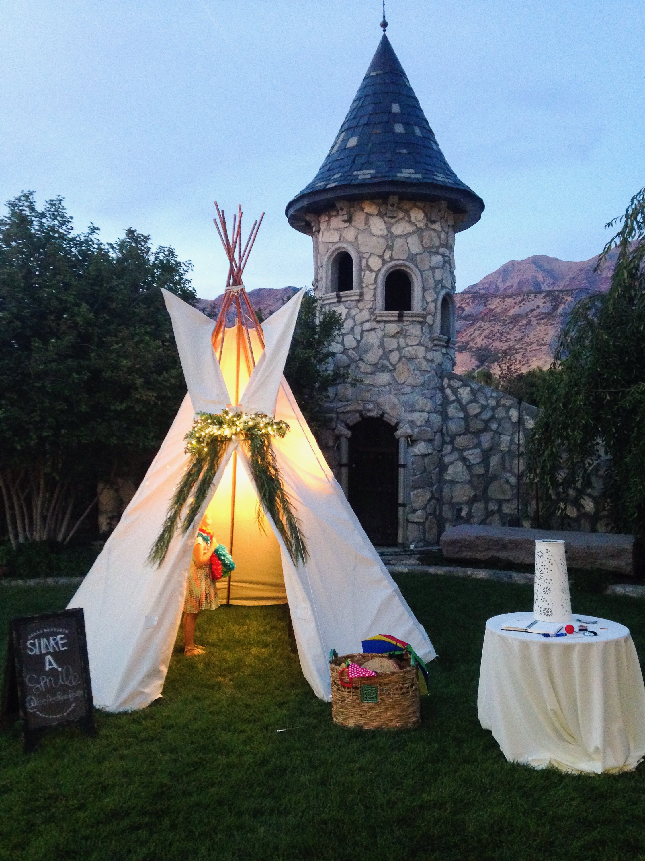 Book TeePee Photo Booth at your next birthday party, wedding reception, school dance, corporate event...Based in Utah but travel ready! - Call or text us today 801.473.3062 or shoot us an email at teepeephotobooth@gmail.com