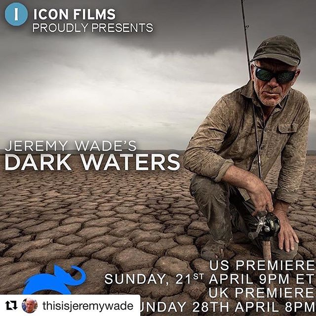 #Repost @thisisjeremywade I absolutely CANNOT wait for this! The best host and production company in the world. I am sure this will be my new favorite series! ・・・ Lake monsters, Jurassic island bone crushers, a predator that came back from the brink... If you enjoyed River Monsters, you'll be gripped by these new underwater detective stories. (8 episodes.) For other countries check local Animal Planet listings - premiere will be sometime between 22 April & 30 June. More info on JW website - link in bio. . Pic reposted from @iconfilms #water #rivers #fish #fishing #angling #freshwaterfishing #catchandrelease #marinebiology #wildlifeconservation #environment #wildlifedocumentary #australia #thekimberley #thekimberleyaustralia #jeremywade #rivermonsters #darkwaters