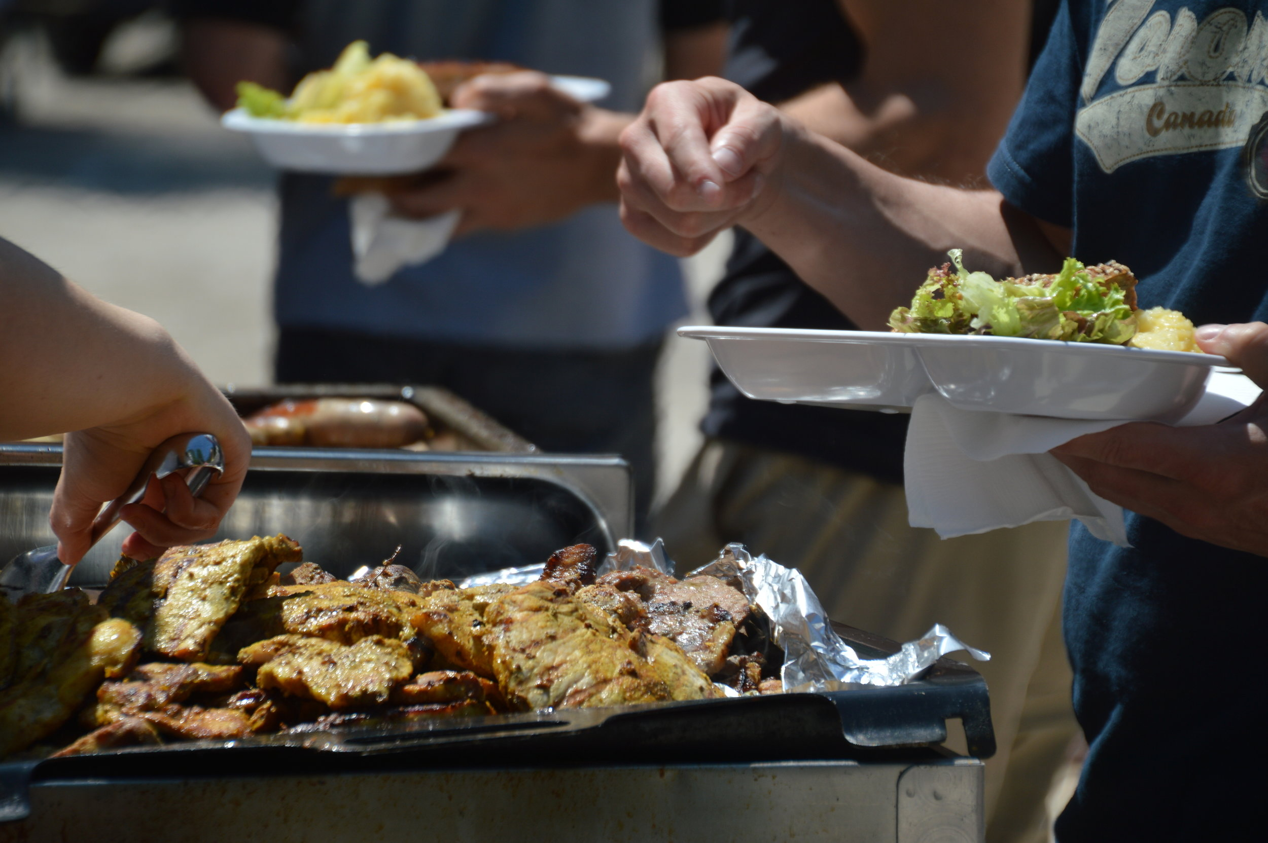Supper on the Square - 2nd, 3rd & 4th Mondays @ 5 PMOn Monday nights we host a meal for the downtown community in our fellowship hall. Contact us if you are interested in helping to prepare or serve a meal.