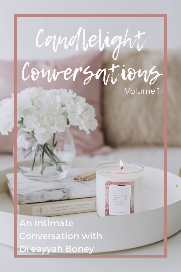 Candlelight Conversations Volume 1