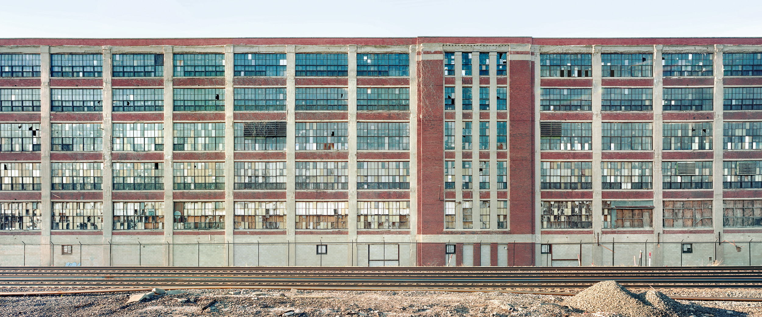 Studebaker Plant, South Bend, Indiana