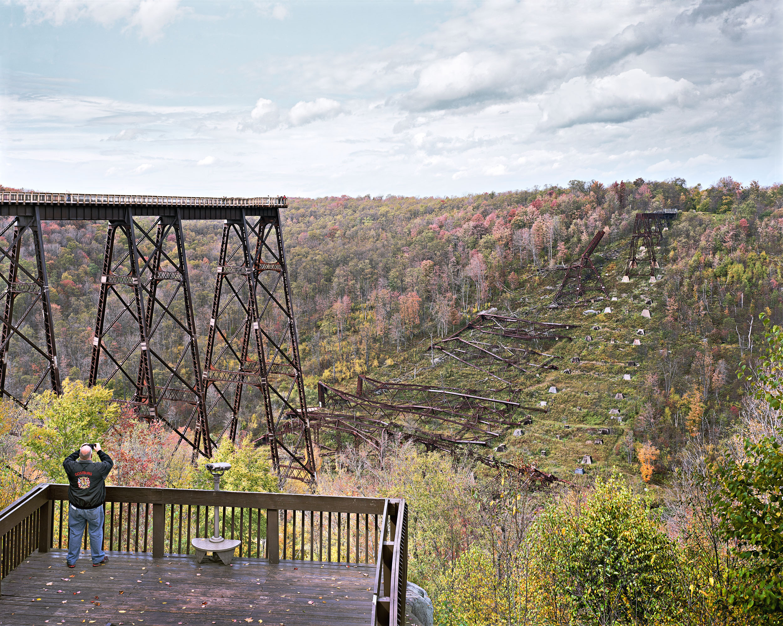 Kinzua Viaduct, McKean County, Pennsylvania