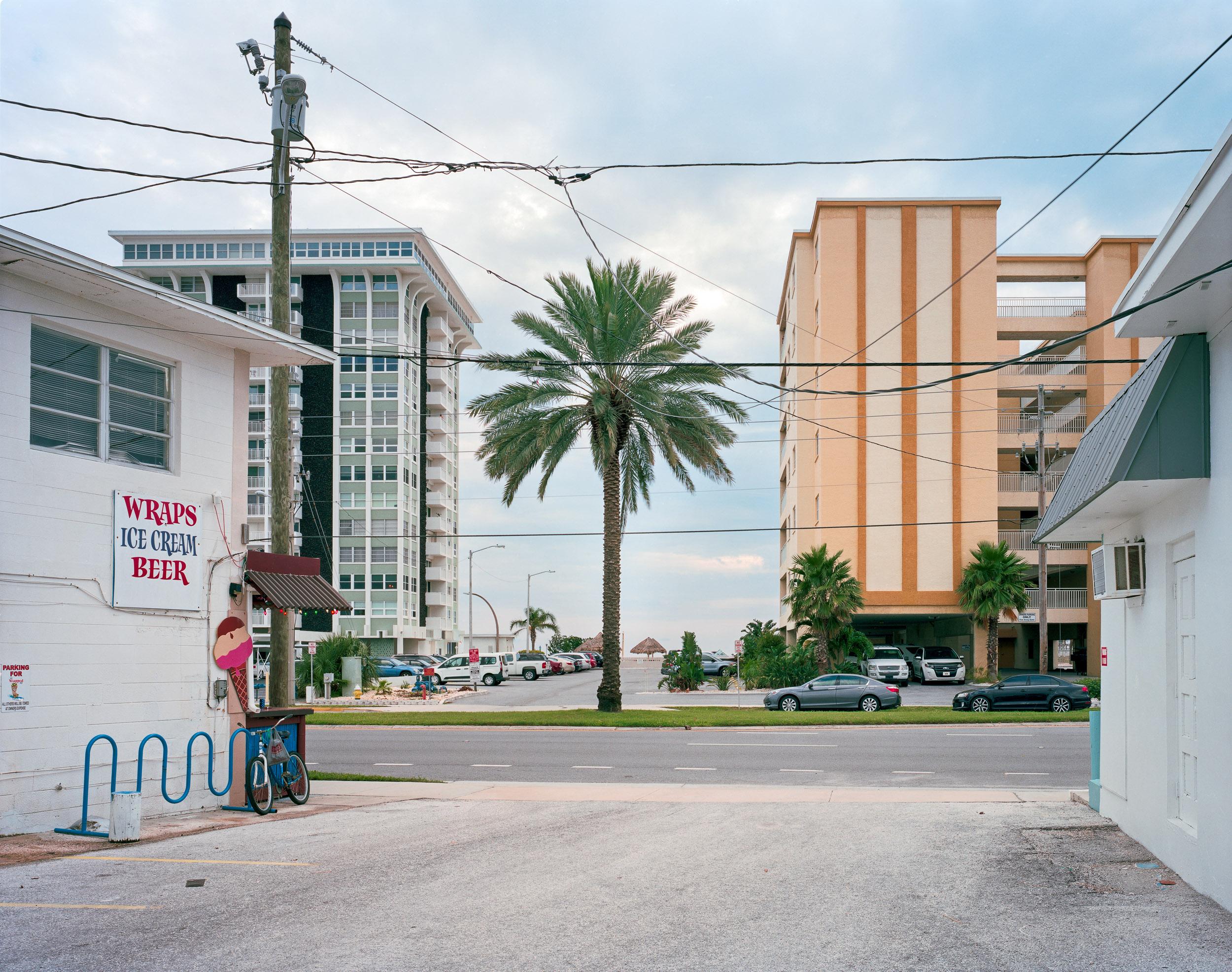 Highway Arbor, Treasure Island, Florida
