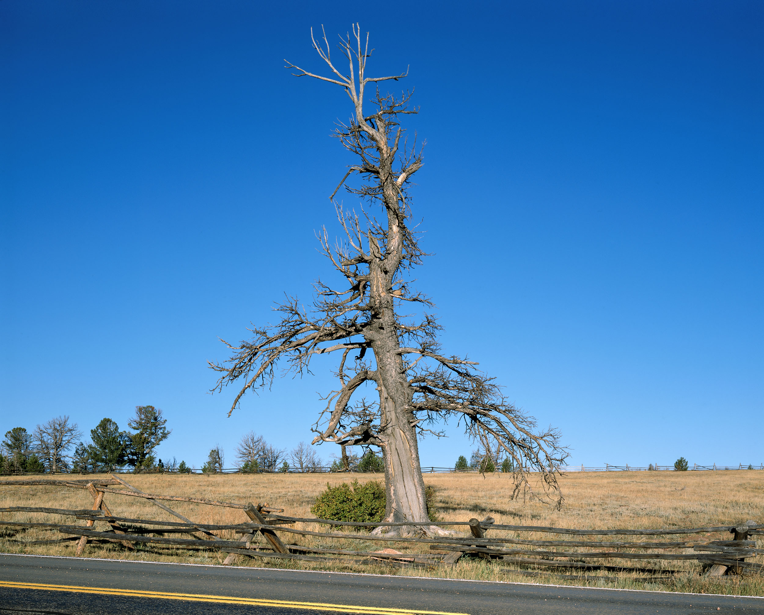 Along Lincoln Highway, Sherman Summit, Wyoming