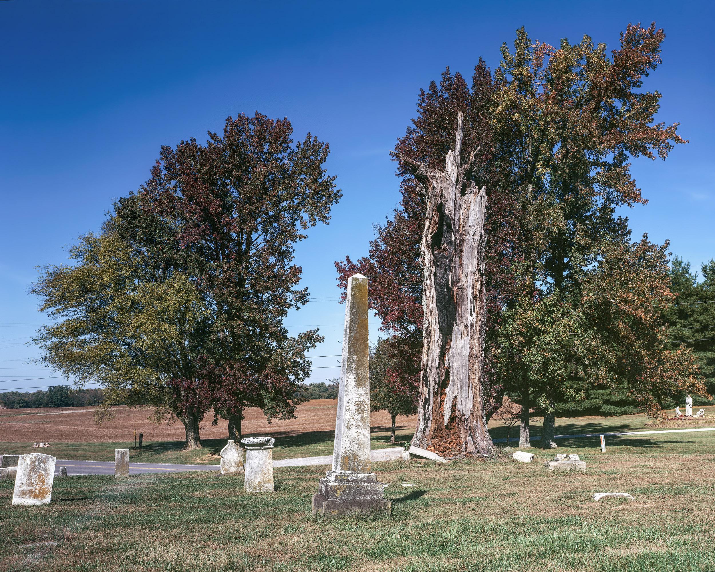 Powell Gravesite, Missouri