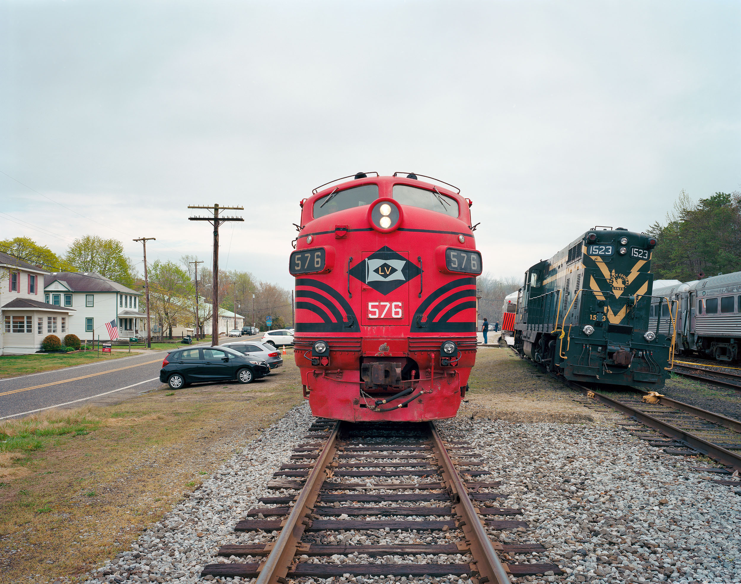 Lehigh Valley #576, Tuckahoe, New Jersey