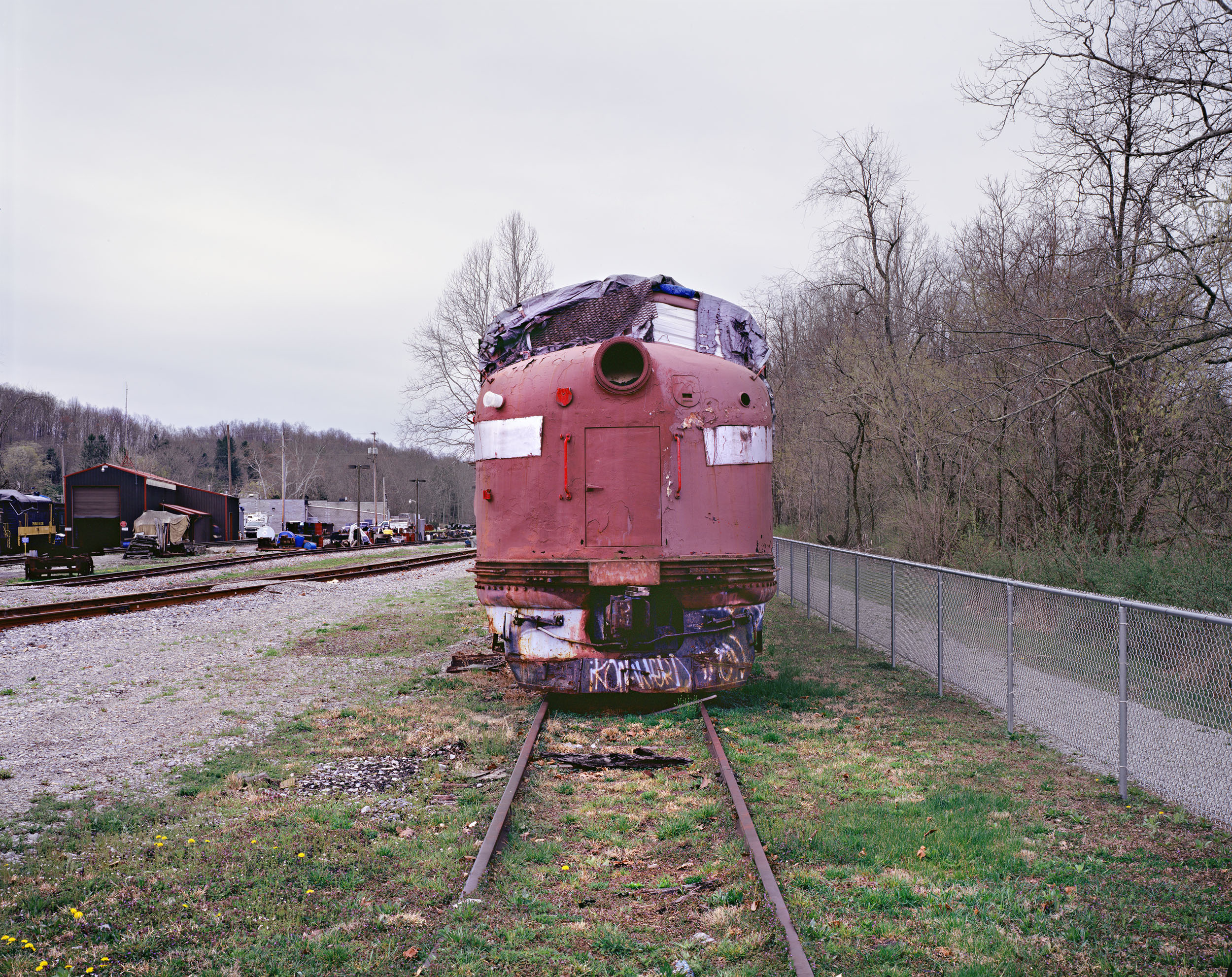 West Virginia Central #92, Belington, West Virginia
