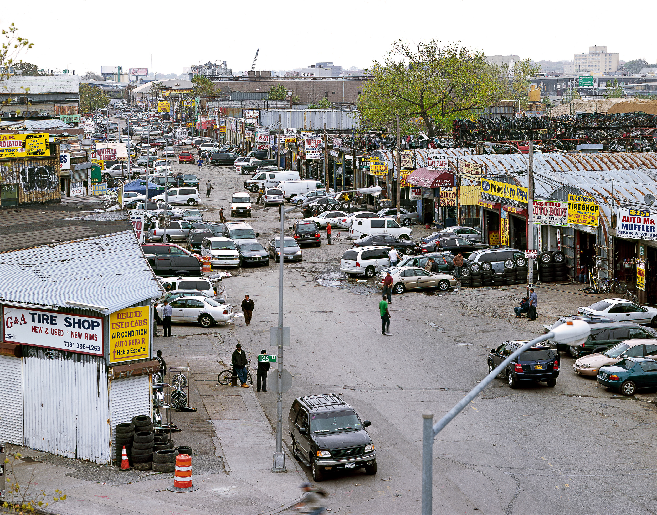 Willets Point, Queens, New York