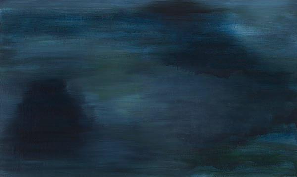 Archipelago: Hastholmen oil on linen 30 x 50in AP-06 photo: M. Lee Fatherree