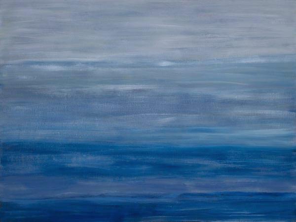 Archipelago: Rodloga oil on linen 60 x 80in AP-05 photo: M. Lee Fatherree