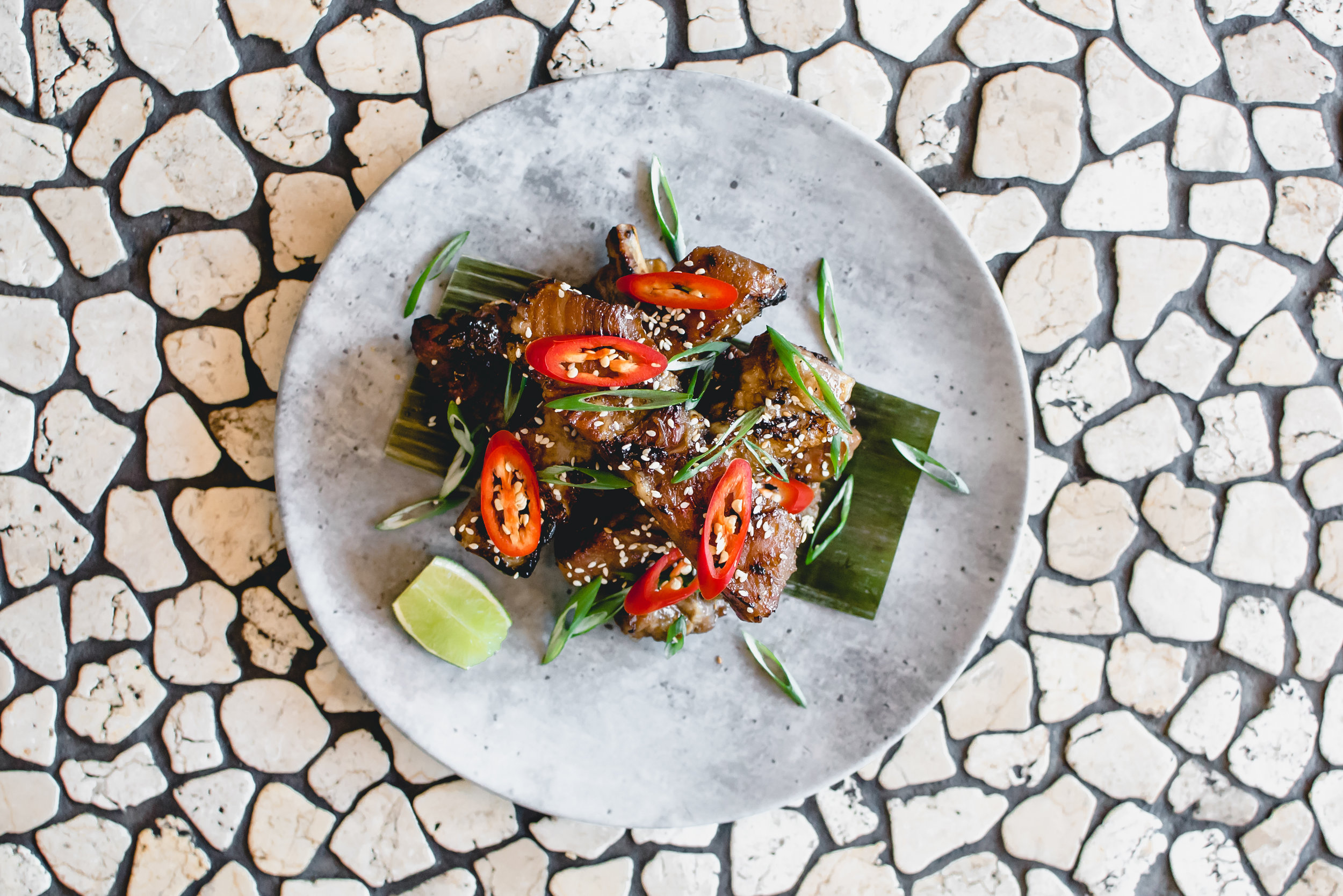Vietnamese Grilled Pork Ribs