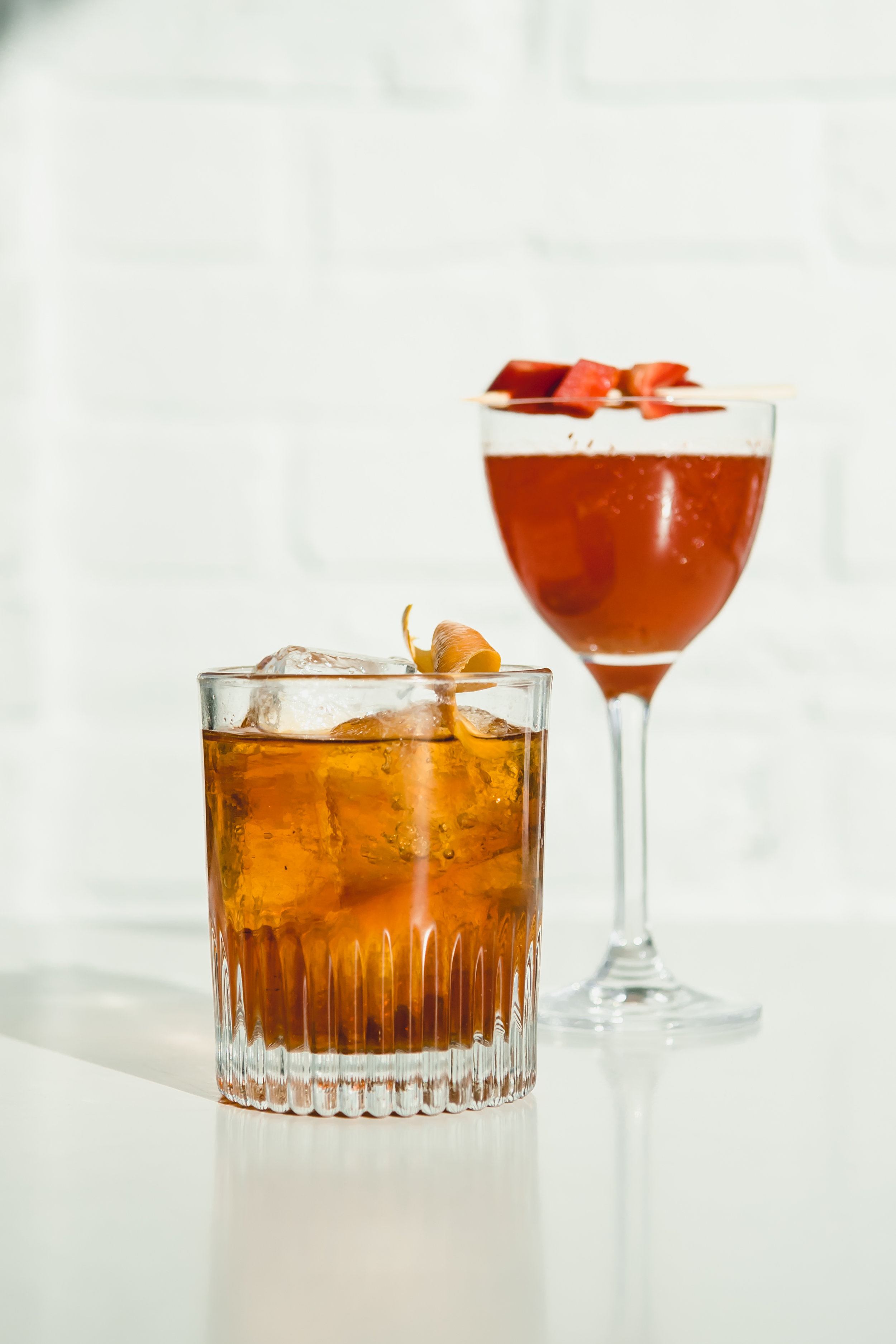Live Free Or Thai Hard and Mandate Of Heaven from our cocktail menu