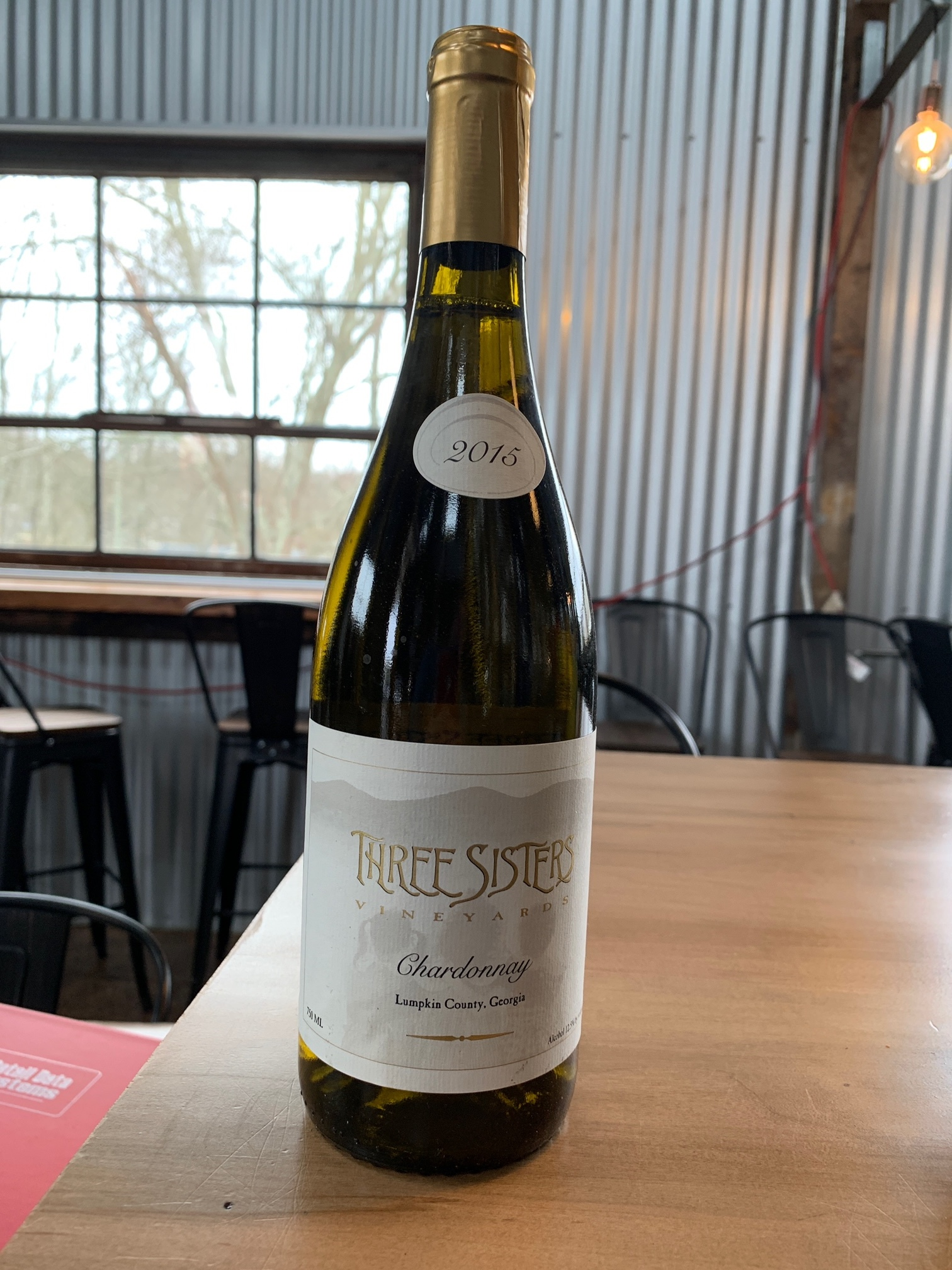 Three Sisters Chardonnay