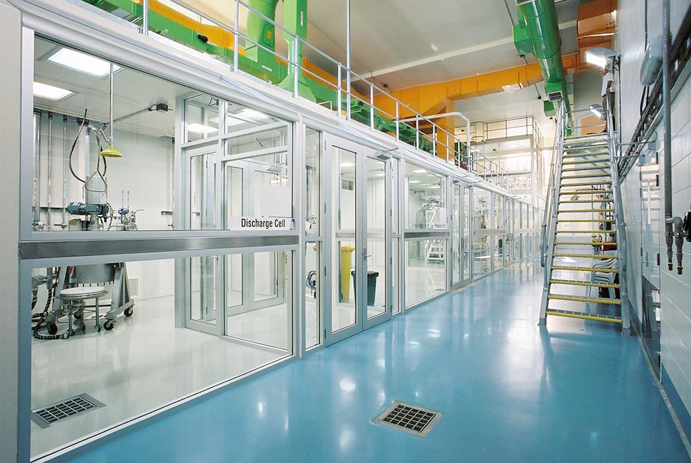 Glycol Synthesis Facility